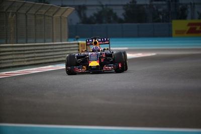 Los motores Renault para Red Bull se llamarán TAG Heuer en 2016