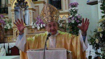 Monseñor critica a Cartes por polémica donación y lo trata de Poncio Pilato