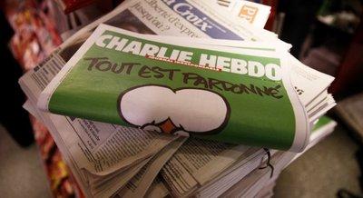 Charlie Hebdo, la noticia más buscada en Google Francia en 2015