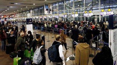 Aeropuertos de Chile recuperan la normalidad tras cuatro días de huelga