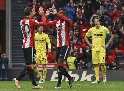 El Athletic remonta dos goles