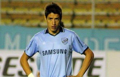 Nelson Cabrera es convocado en la selección de Bolivia