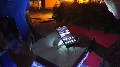 Huawei presentó el Mate 8 y el G8