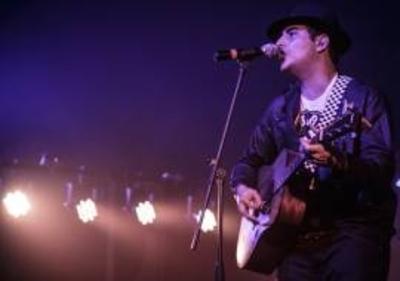 HOY / Pablo Benegas prepara su primer disco en vivo