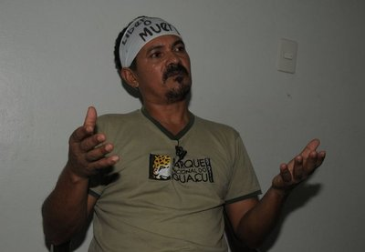 Rubén Villalba se desmaya en medio del juicio por el caso Curuguaty