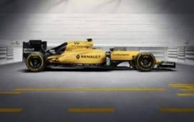 HOY / F1: Renault vuelve al amarillo
