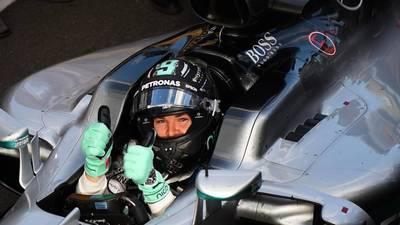 Nico Rosberg se lleva el Gran Premio de Australia de Fórmula 1