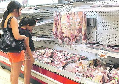 Posicionarán la carne natural