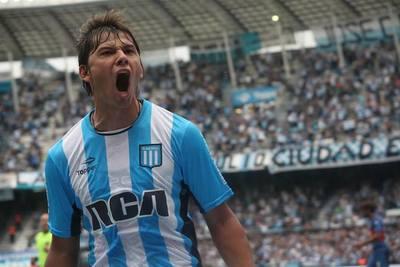 Mientras tanto en Argentina, Romero anota para Racing