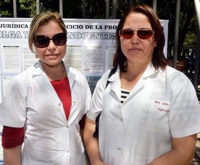 """La """"defensa corporativa"""" entre los médicos"""