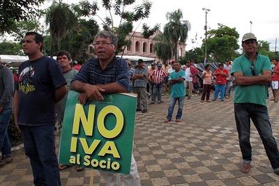 Cooperativas cierran sus puertas para realizar caravanas y presionar al Congreso – ADN