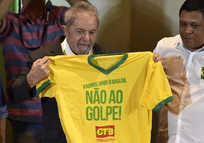 """Presidente de Parlasur llama a defender a Rousseff y """"futuro de la región"""""""