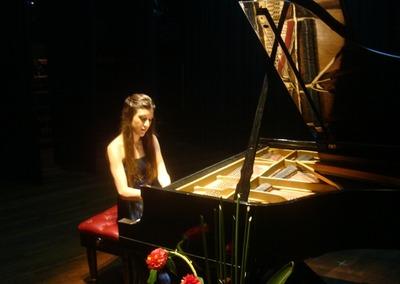 Joven pianista paraguaya ofrecerá recital en Sudáfrica