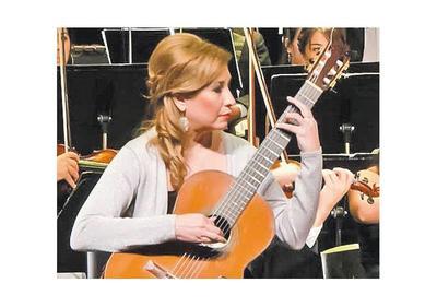 Luz María ofrece un show gratuito en el shopping Multiplaza, mañana