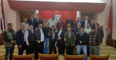 Alianza de Hugo Ramírez logró titularidad de Consejo de Presidentes de Seccionales