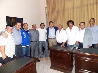 La Divisional Primera C ratifica su pleno respaldo a las gestiones del Presidente de la APF,Alejandro Domínguez