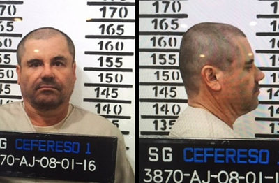 """Cancillería mexicana confirma extradición de """"El Chapo"""" Guzmán a EE.UU."""