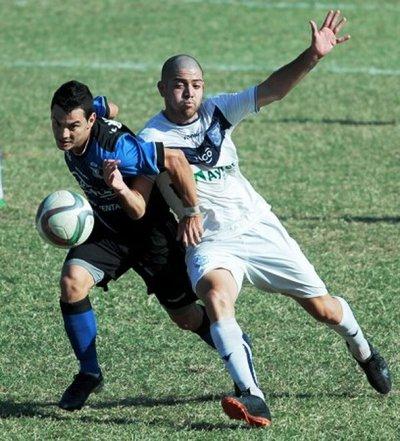 Sportivo Ameliano casi es finalista de Primera C al golear al 12 de Octubre de Santo Domingo