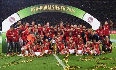 Bayern gana otro título
