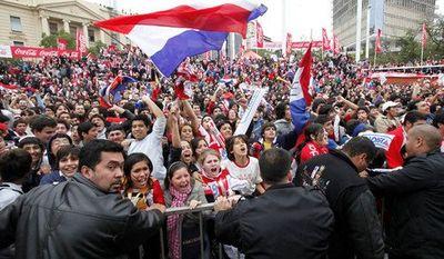 Bernardes saca músculos y paraguayos verán la Copa