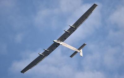 Solar Impulse 2 despegó de Ohio y continúa su travesía de Estados Unidos