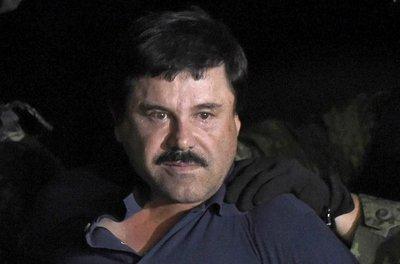 Conceden suspensión provisional al Chapo ante extradición a EEUU