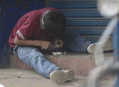 Consumo de crack suple a la marihuana