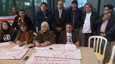 Herederos reclaman transparencia a APA