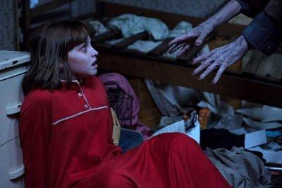 Cine: horror sobrenatural y romance latino