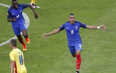 Francia derrota a Rumania en inicio de la Eurocopa