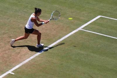 Perdió Verónica Cepede en el torneo de Mallorca