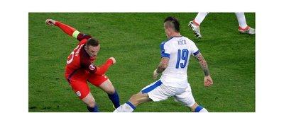 Inglaterra se mete en octavos y Eslovaquia está a la espera