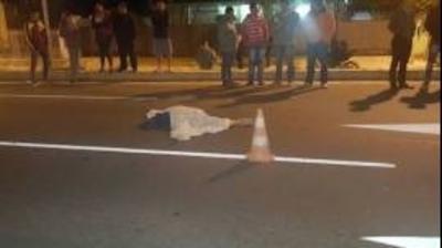 "Autopista Ñu Guasu: Abuelita muere arrollada en ""trampa mortal"""