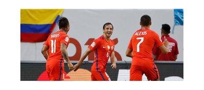 Chile avanza y se reedita la final  Copa América 2015