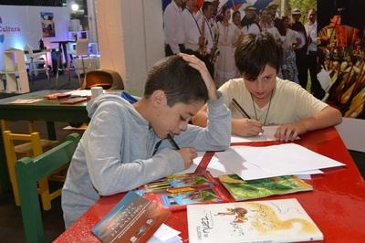 Invitan al taller de cuentos para niños