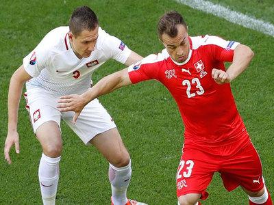 Polonia venció en penales a Suiza y pasa a cuartos de final