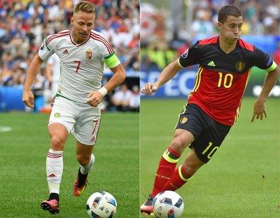 Hungría pone a prueba a Bélgica