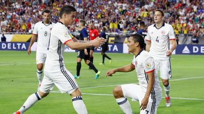 Colombia gana a Estados Unidos y conquista el mejor consuelo