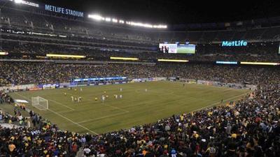 El estadio donde se juega la final de la Copa América