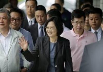 Primera presidenta de Taiwán llega para fortalecer la amistad con Paraguay