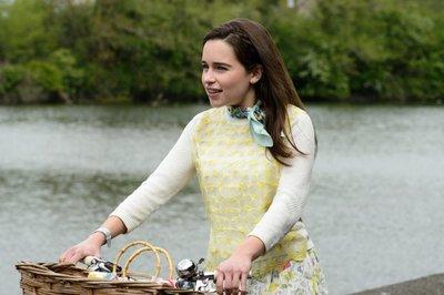 """Emilia Clarke, """"liberada"""" de """"Game of Thrones"""" en """"Yo antes de tí"""""""