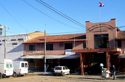 Presunto sicario de Rafaat a Tacumbú