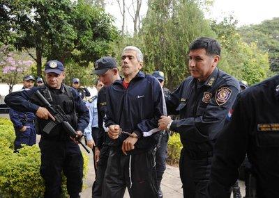 Rechazan en Tacumbú a presunto sicario