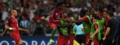 Portugal, Campeón de Europa!