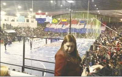 Paraguay aplastó anoche a Kazajistán