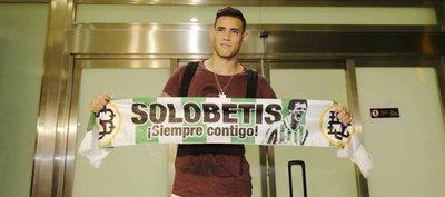 Tonny Sanabria, séptima incorporación del Betis de Poyet
