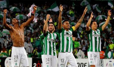 Atlético Nacional es finalista de la Copa Libertadores