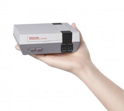 Para los fans de Nintendo: ¡Vuelve NES!