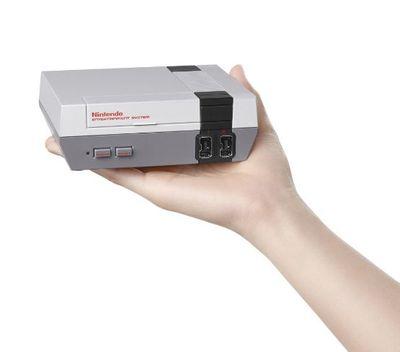 Nintendo lanzará NES miniatura
