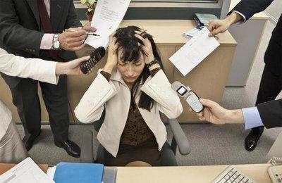 Cómo sobrellevar el estrés de mitad de año